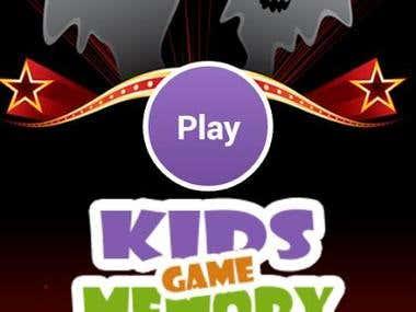 KIDS Game App
