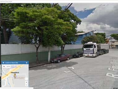 Sustom Street View