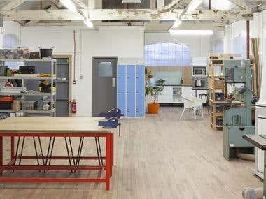 Interior photography - workshop