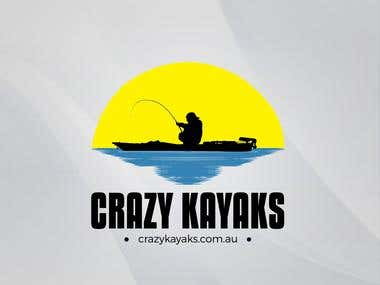Crazy Kayak Logo