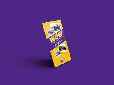 PVAMU Tri Fold Brochure