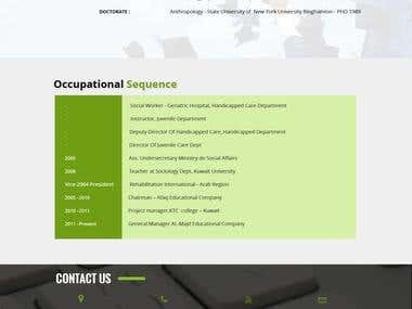 Education Qualification website