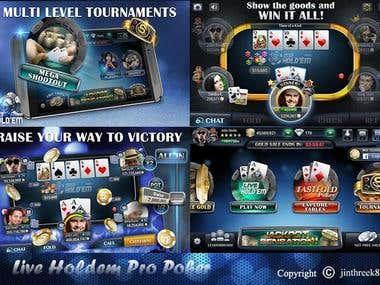 Pro – Poker Game