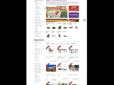 Comfortino.com.ua - Furniture Online Shop