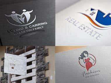 I Will Design Professional Logo For Your Business With FREE