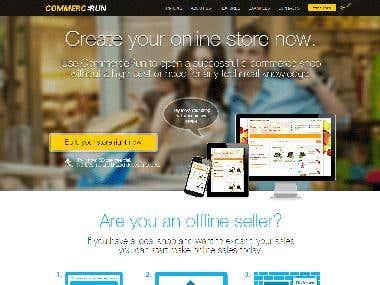 commercerun | Laravel based development