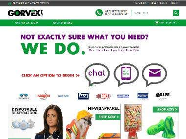 Gorvex | Magento1 - eCommerce Development
