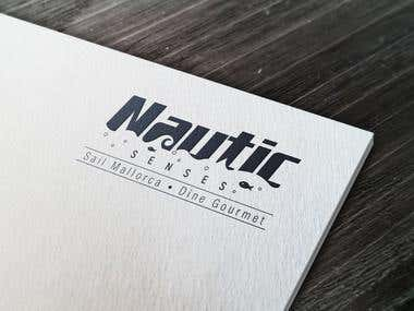 LOGOTIPO NAUTIC SENSES