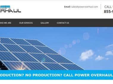 Power Overhaul