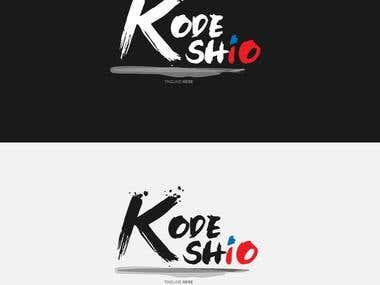 Logo design Kodeshio