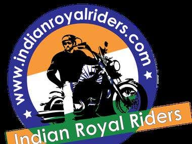 Logo for a Bike Club in India