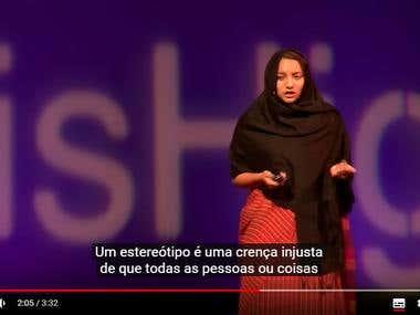Celebrating diversity - Raya Siddiqi (Legenda pt-br)