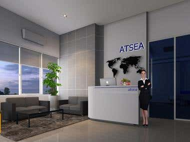 Atsea Office _ Bali