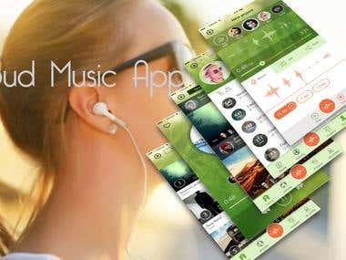 Bud Music App