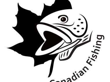 Canadian Fishing Logo