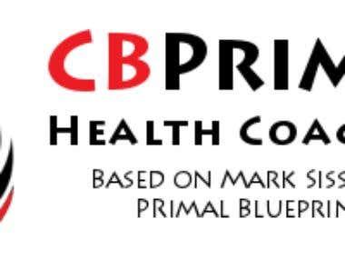 Logo for CB Primal Health Coaching