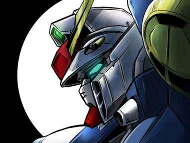 GUNDAM ARTWORKS