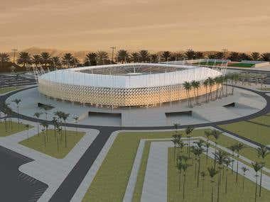 Farafra Stadium