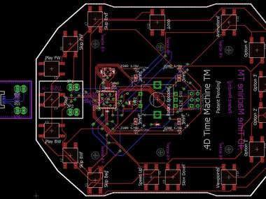 USB HID based PCB
