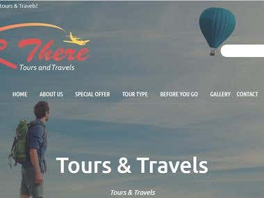 Tours & Travels Portal