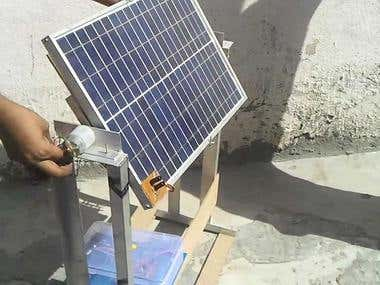 Solar Tracking for Solar Panels