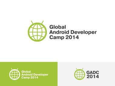 Global Android Developers Camp logo