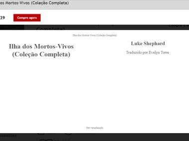 Ilha dos Mortos Vivos - Luke Shepard (e-book)