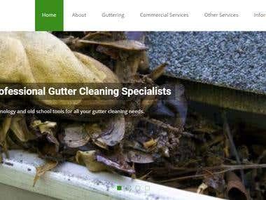 GCP Website + Logo design
