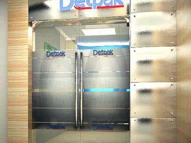 Detpak Office - Jakarta