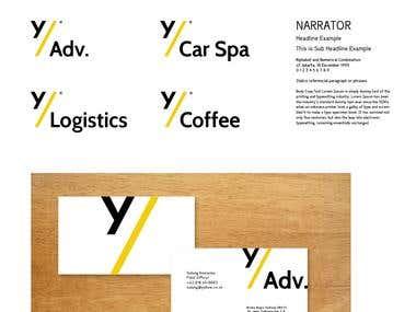Yellow Brand Alternatif Logo
