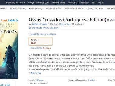 Ossos Cruzados - Stefan Nardi (e-book)