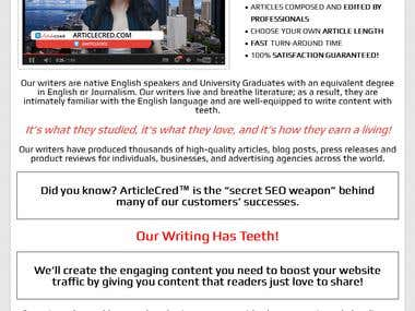 Articlecred