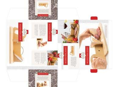 Packaging layout & Design