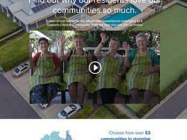 Gateway Lifestyle Over 50s Residential Communities