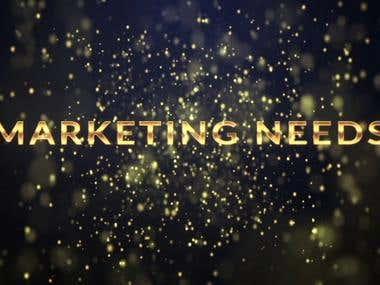 Marketing Needs Ads