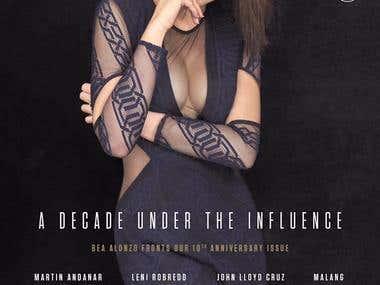 Rogue Magazine Cover Story: Bea Alonzo