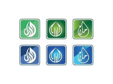 App Icon for halal food