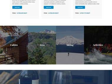 Ski Cabins in Chile with Online Booking