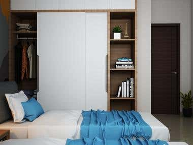 Interior Design Of Boys Bedroom