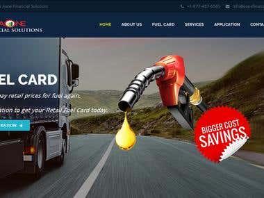 Financial & Fuel Card