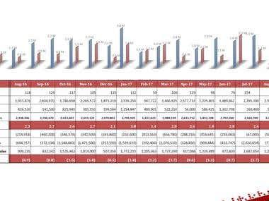 Portfolio PowerPoint / Excel Presentation