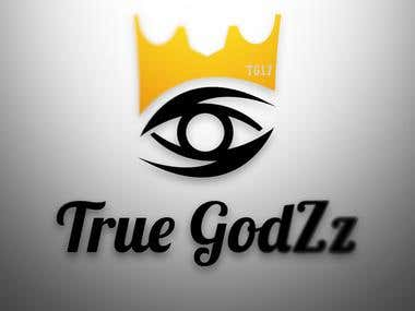 True GodZz Apparel Logo
