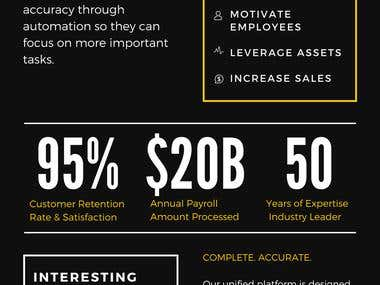 INFOGRAPHIC: Software Company