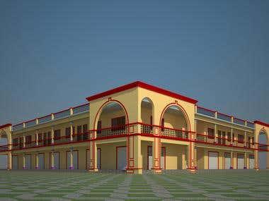 Bhushan apartment