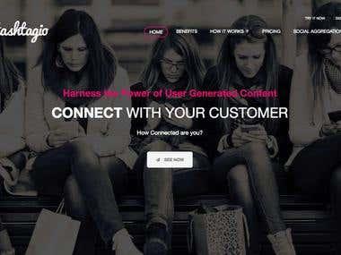 Social Media Aggregation Platform (SaaS)