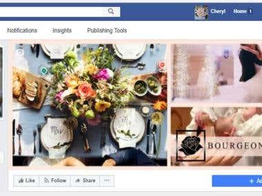 Social Media: Facebook Cover Graphics