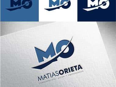 Logotipo Matias Orieta, Conferencista y Autor