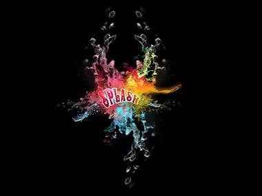 Logo Design for Splash.