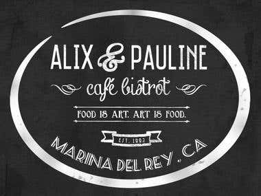 Café Logo Sample