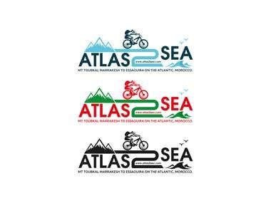 Atlas2Sea logo